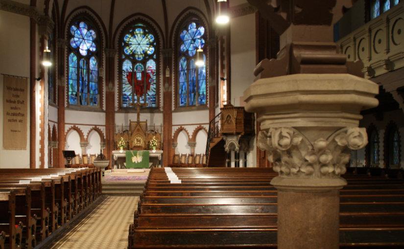 Kirchenschiff der Michaeliskirche